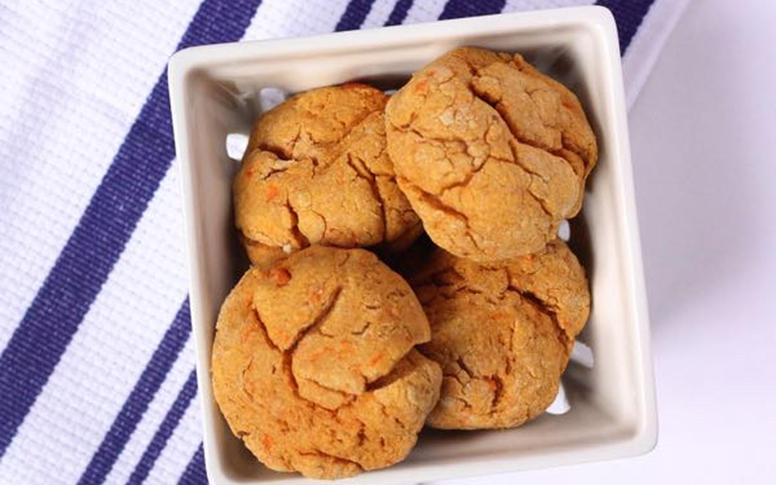 Sweet Potato Biscuits (AKA 'Crack Biscuits') [Vegan]