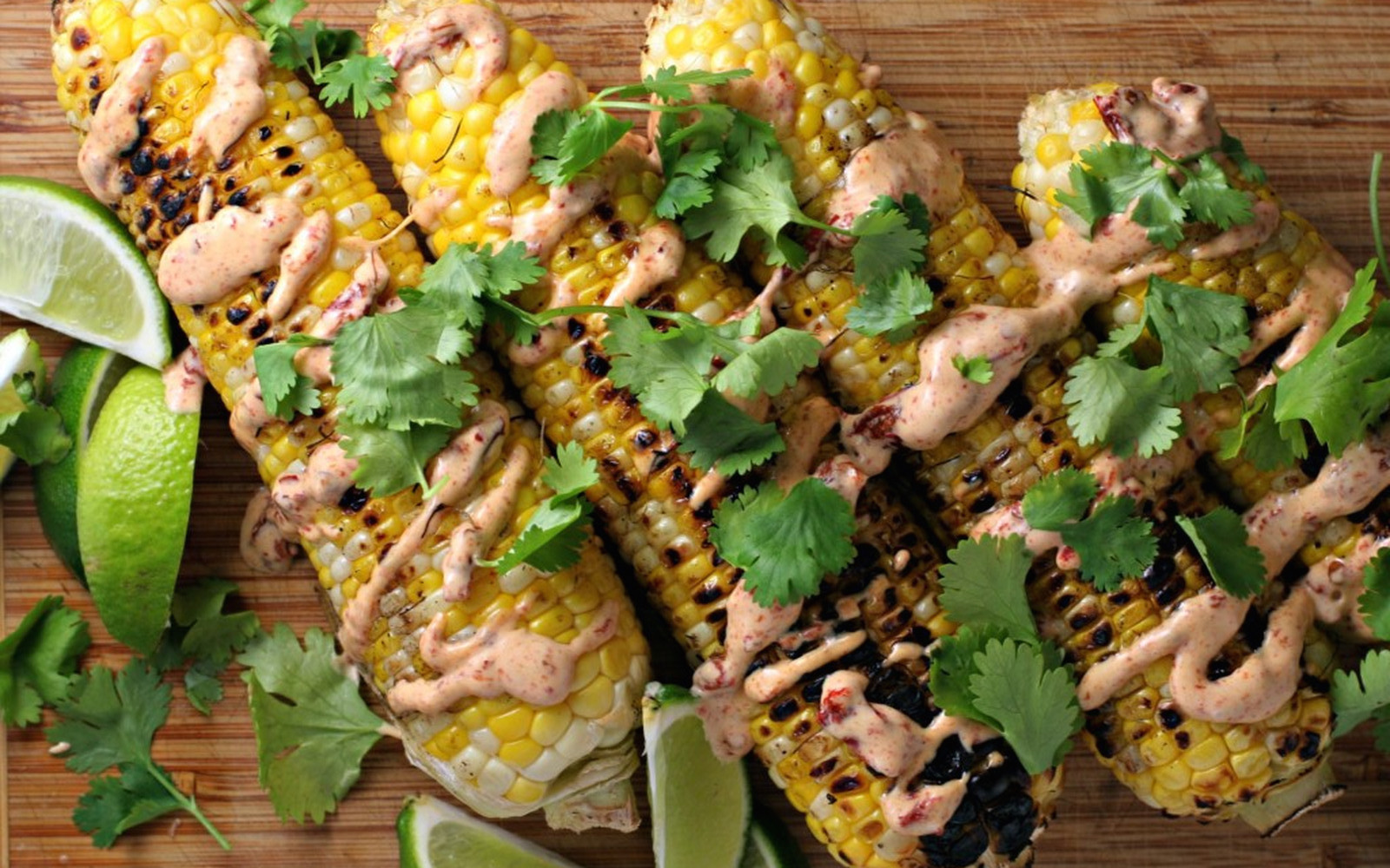 Vegan Hot n' Spicy Mexican Street Corn