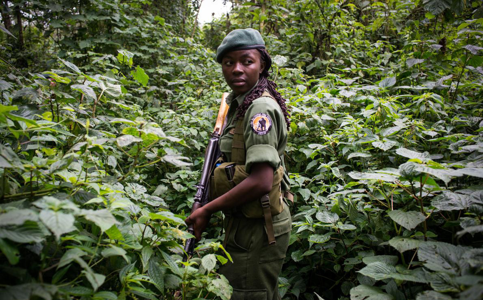 Meet The Badass Women Who Are Protecting Threatened Wildlife in Virunga National Park