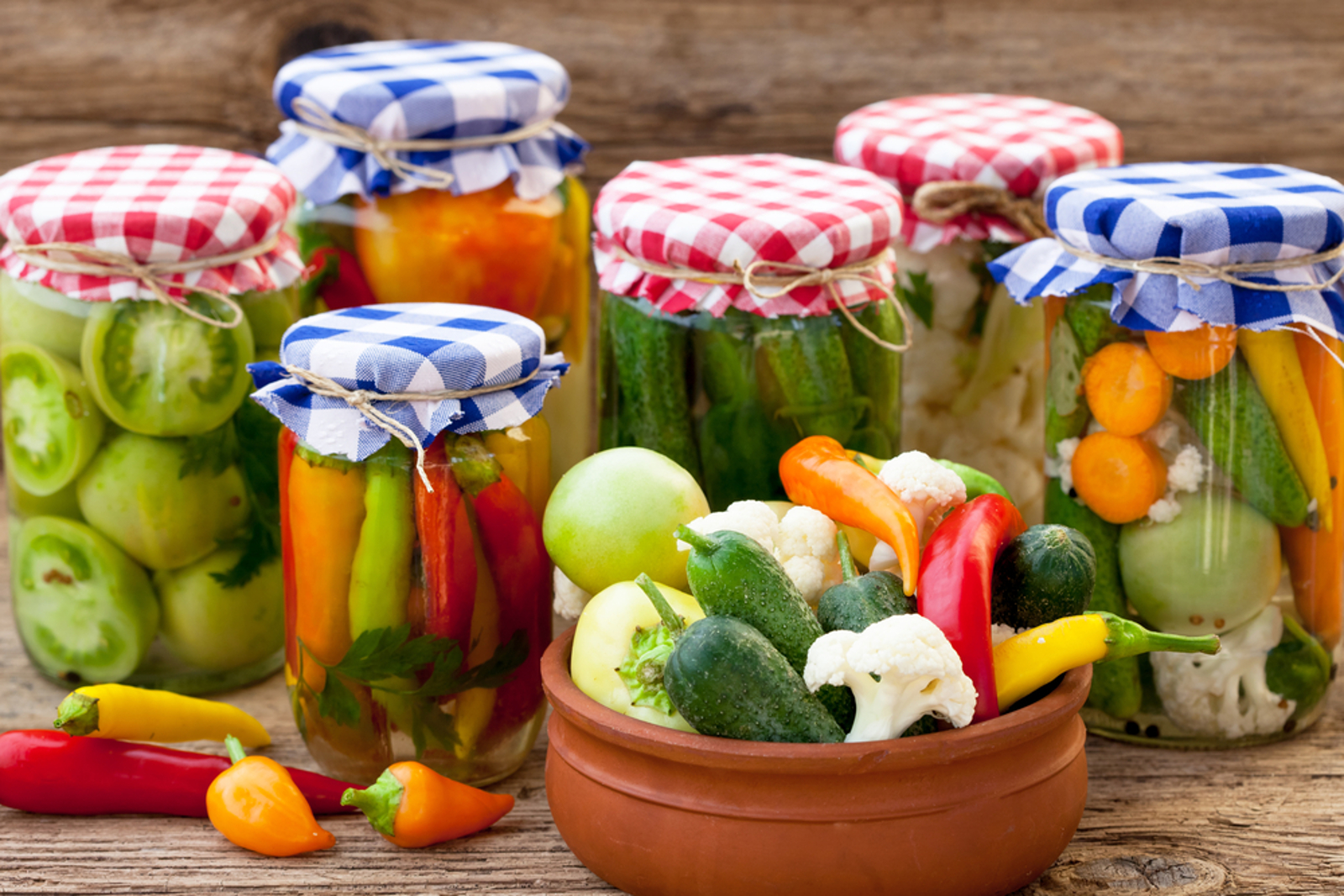 Preserving The Season: What Foods You Should Pickle And How To Do It