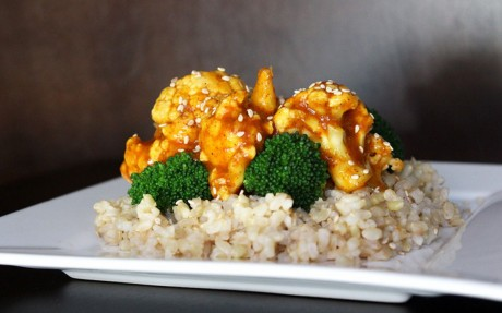 Fermented Sweet and Sour Cauliflower