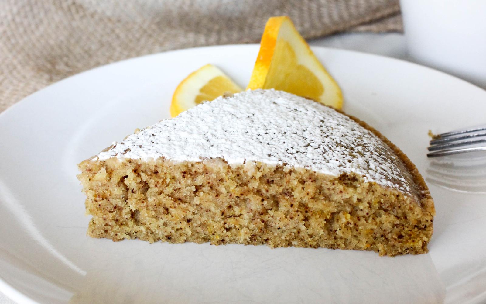 Delicate Orange Spice Cake