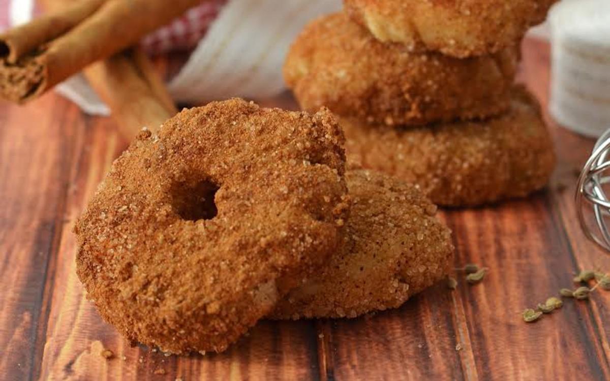 Rosquillas de Anis — Spanish Anise Cookies