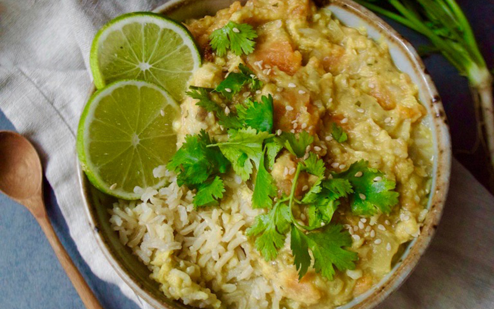 Sweet Potato Dhal