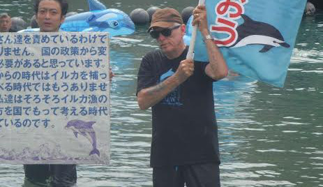 Dolphin Activist and Star of 'The Cove' Detained in Tokyo for Over Two Days and Counting