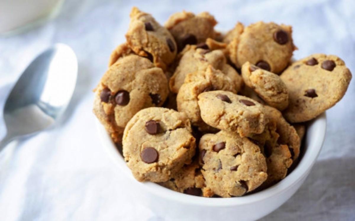 Vegan Cookie Crisp Cereal