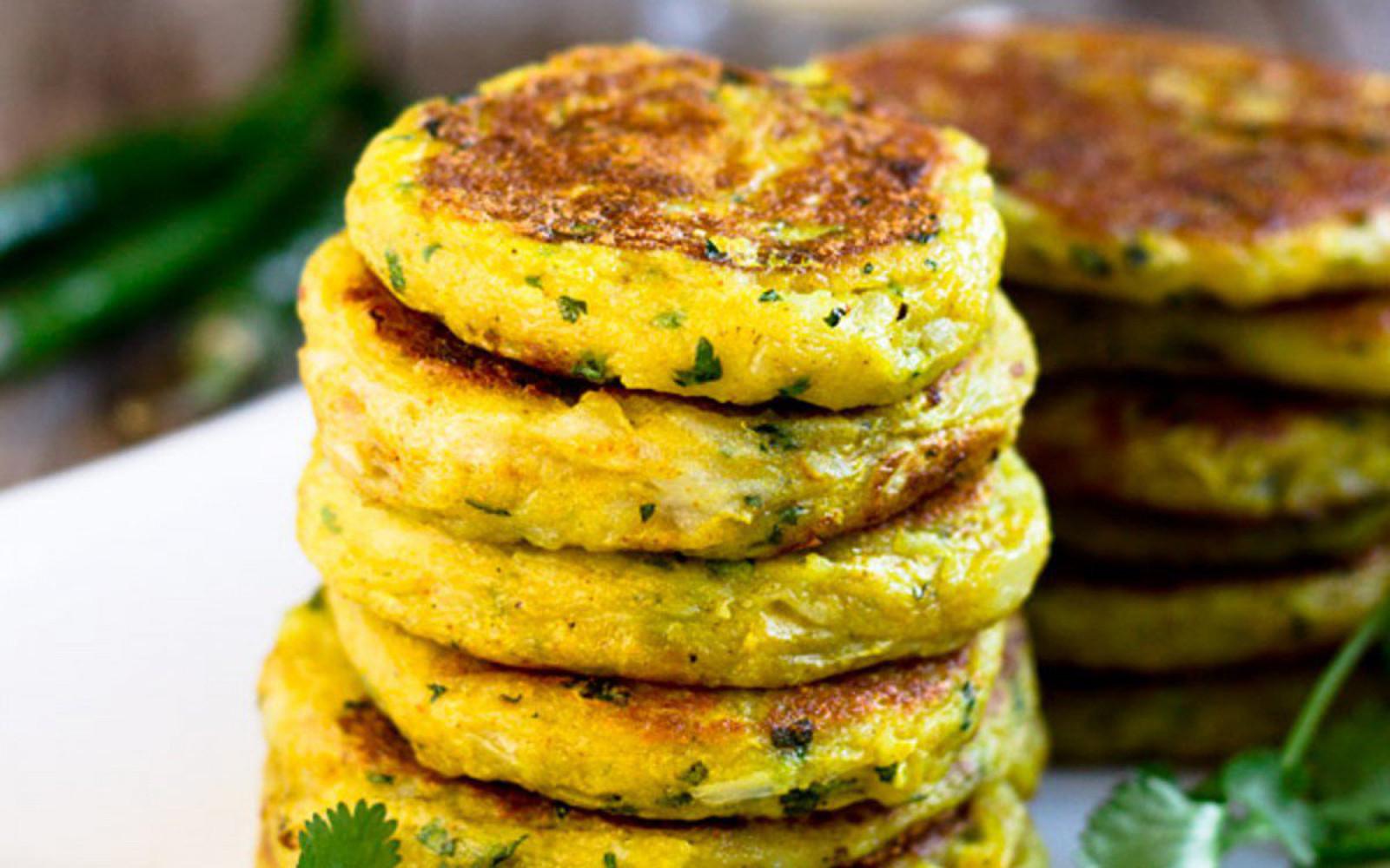Aloo Tikki Indian Potato Patties