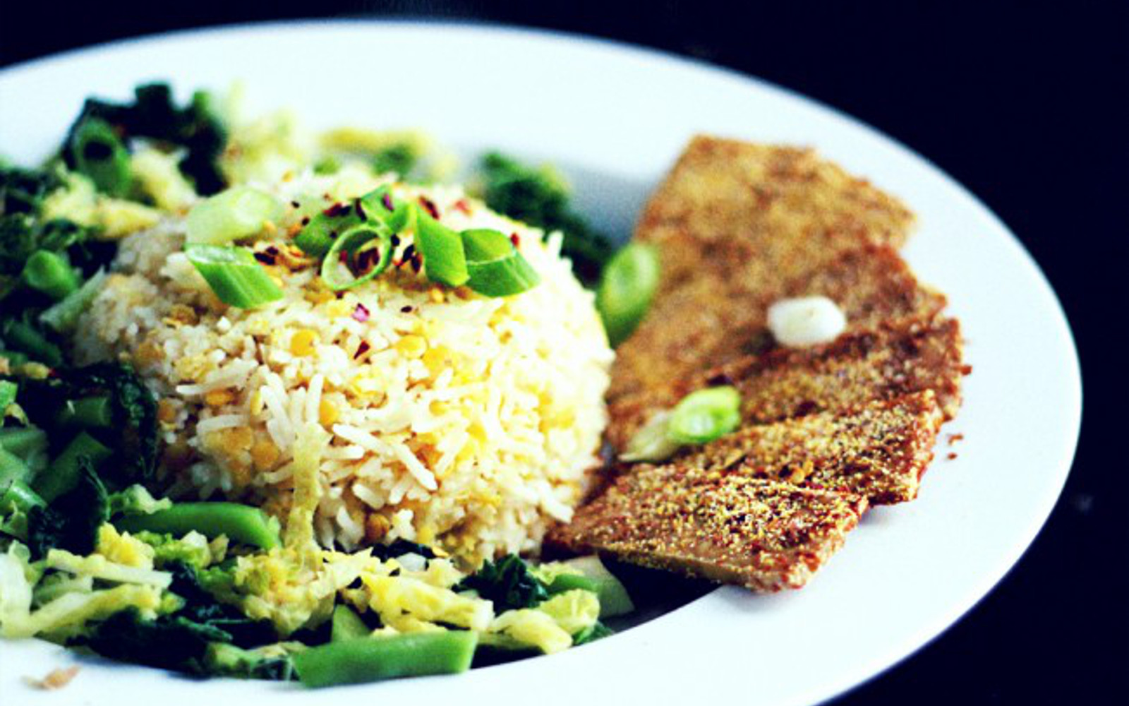 Crispy Oil-Free Tofu