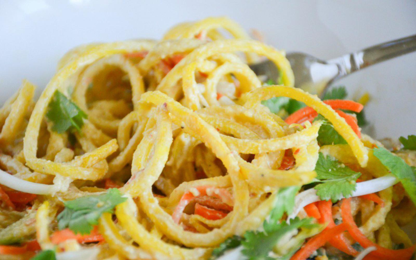 The Best No Noodle Pad Thai
