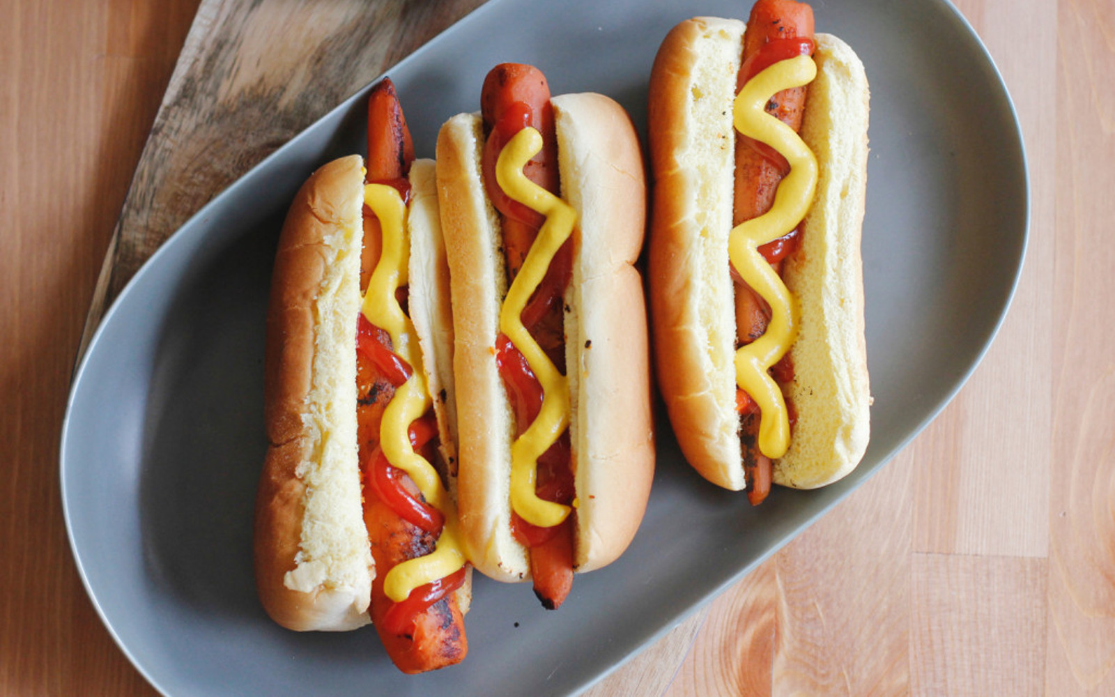 Vegan Carrot Hot Dogs