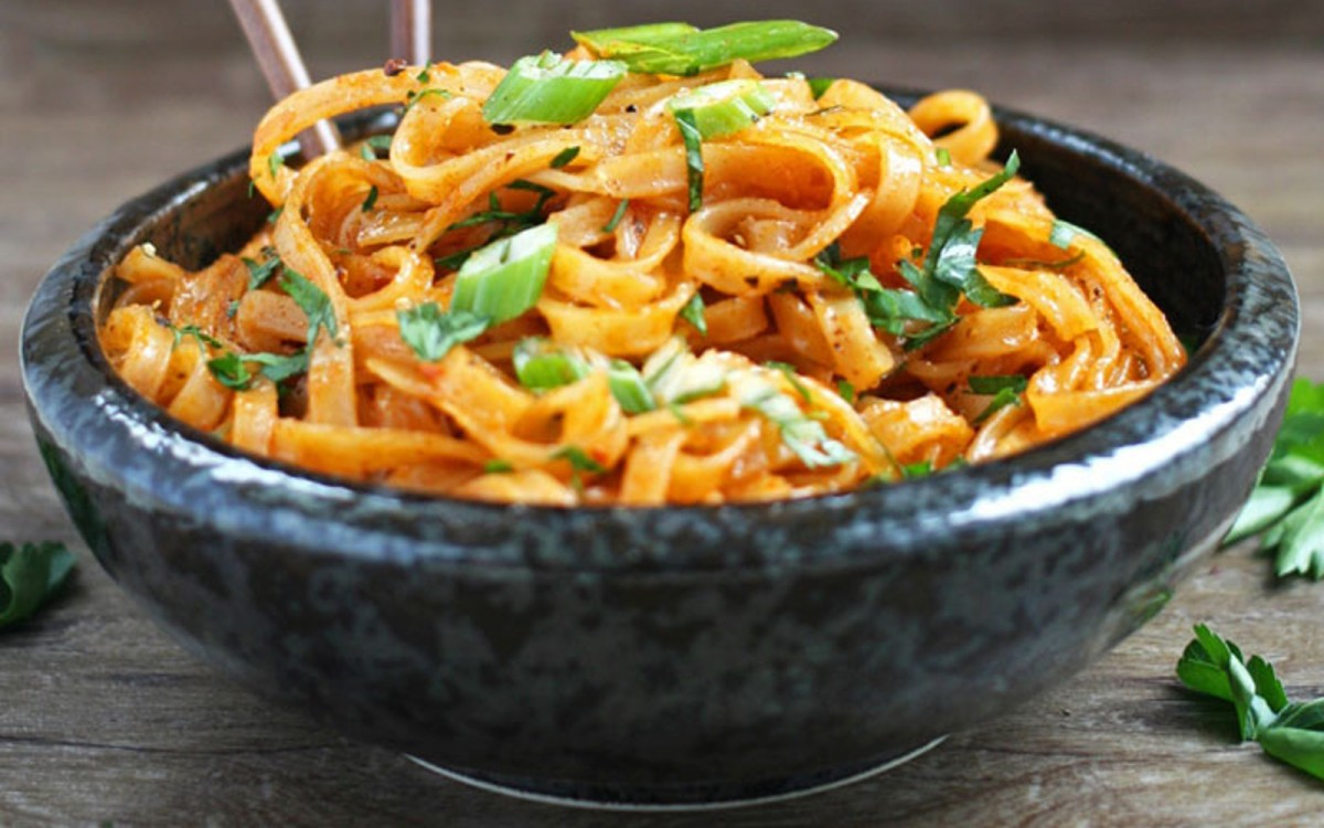 7 Yummy Vegan Recipes Using Linguine, Italy's Most Delicious Elliptical Noodle!