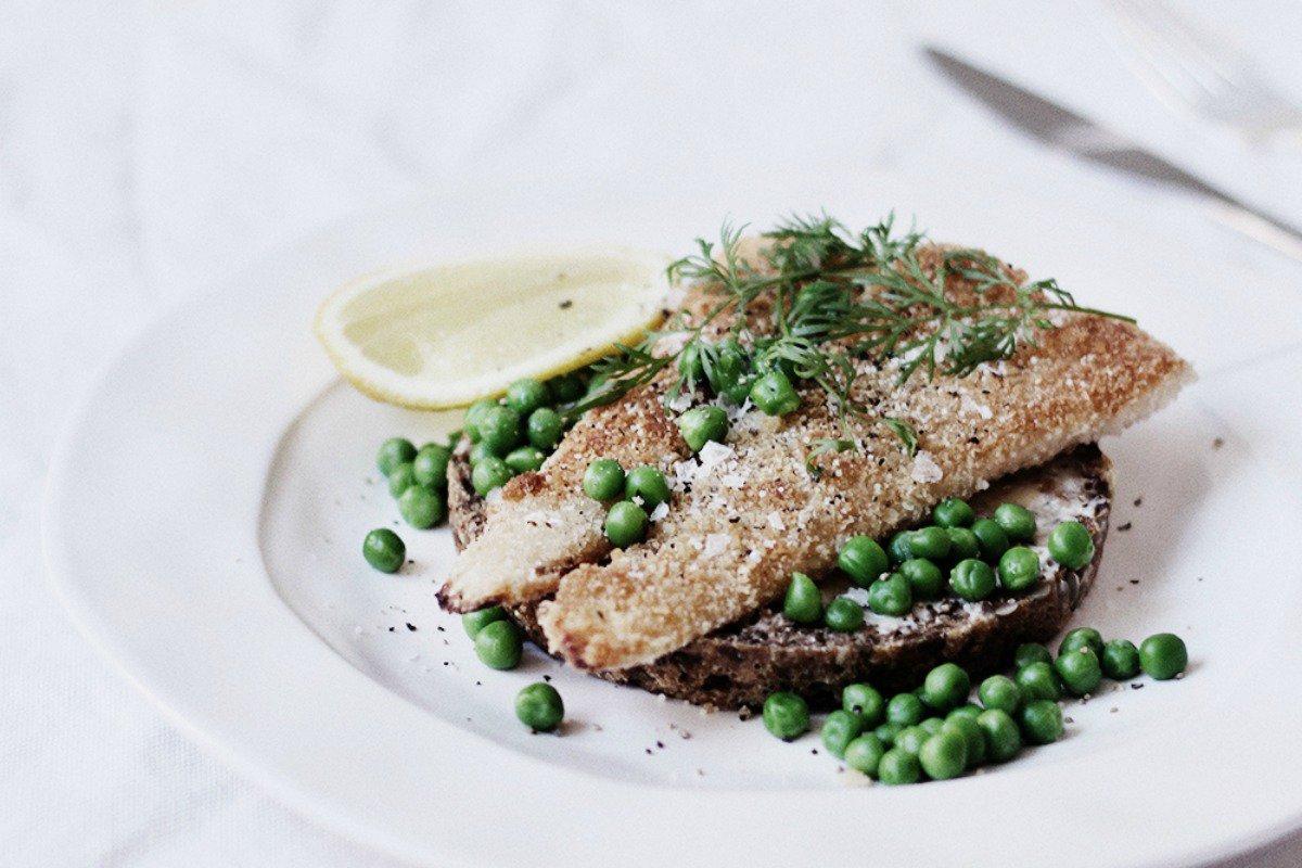 Fish Style Parsnip Fillets