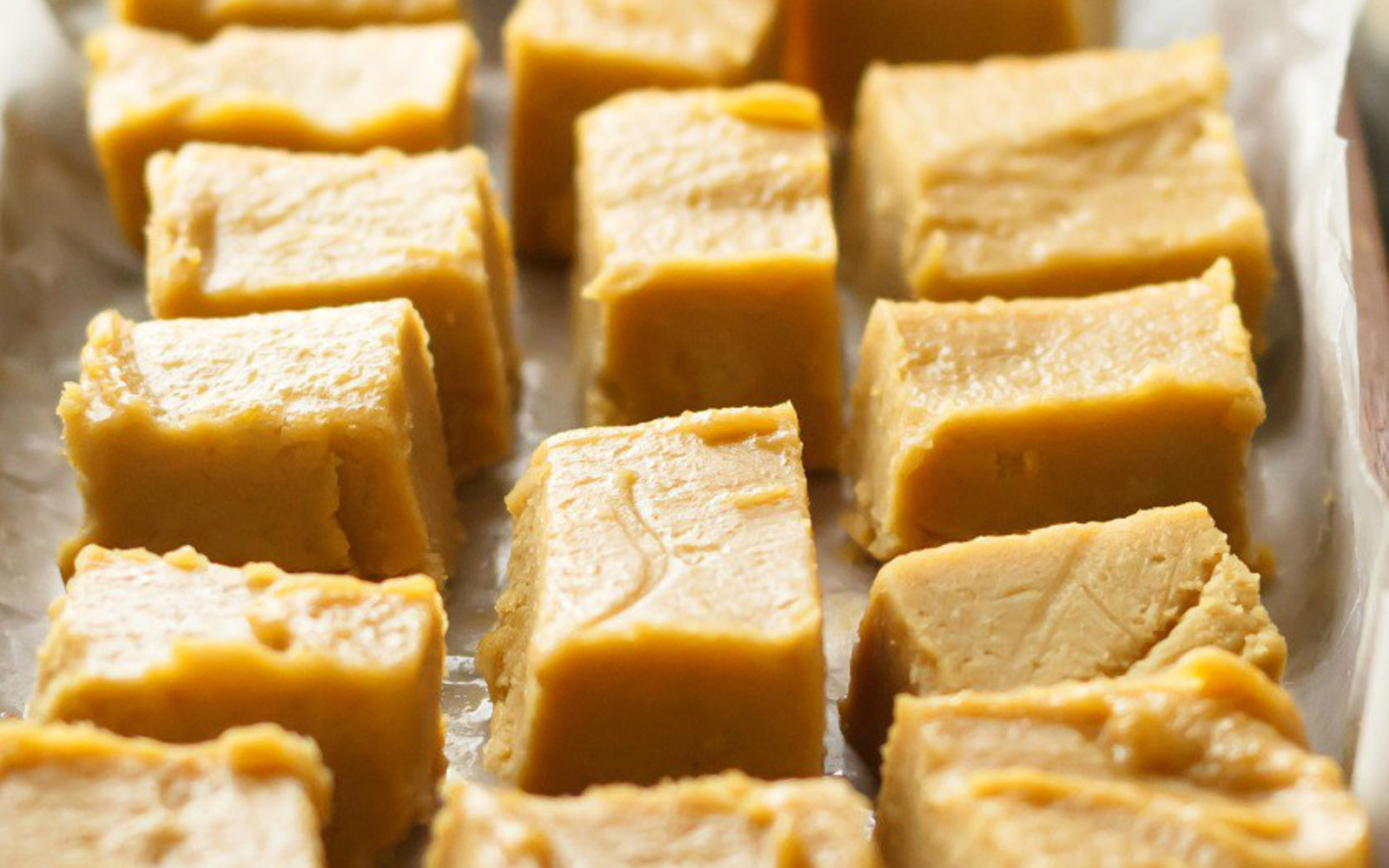 No-bake Peanut Butter Fudge 2