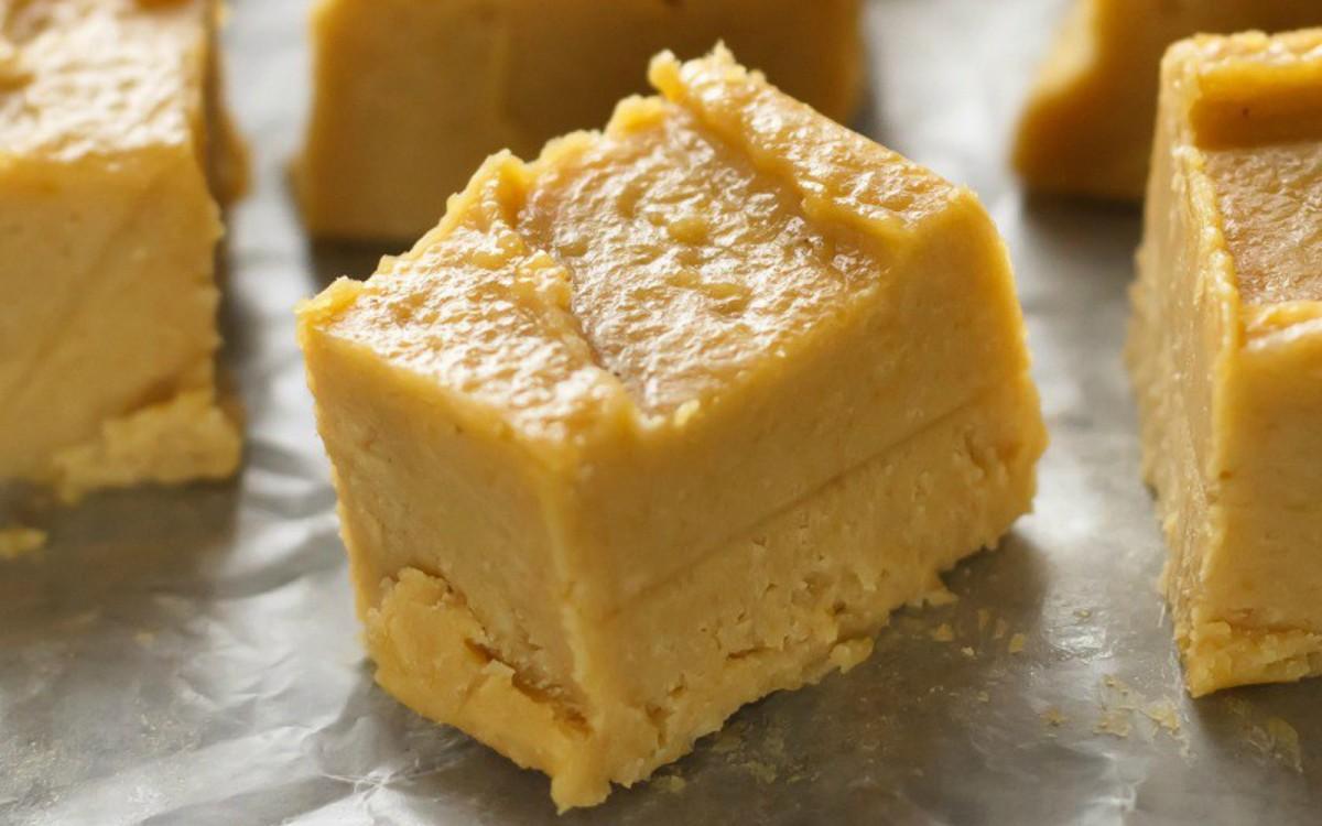No-Bake Peanut Butter Fudge