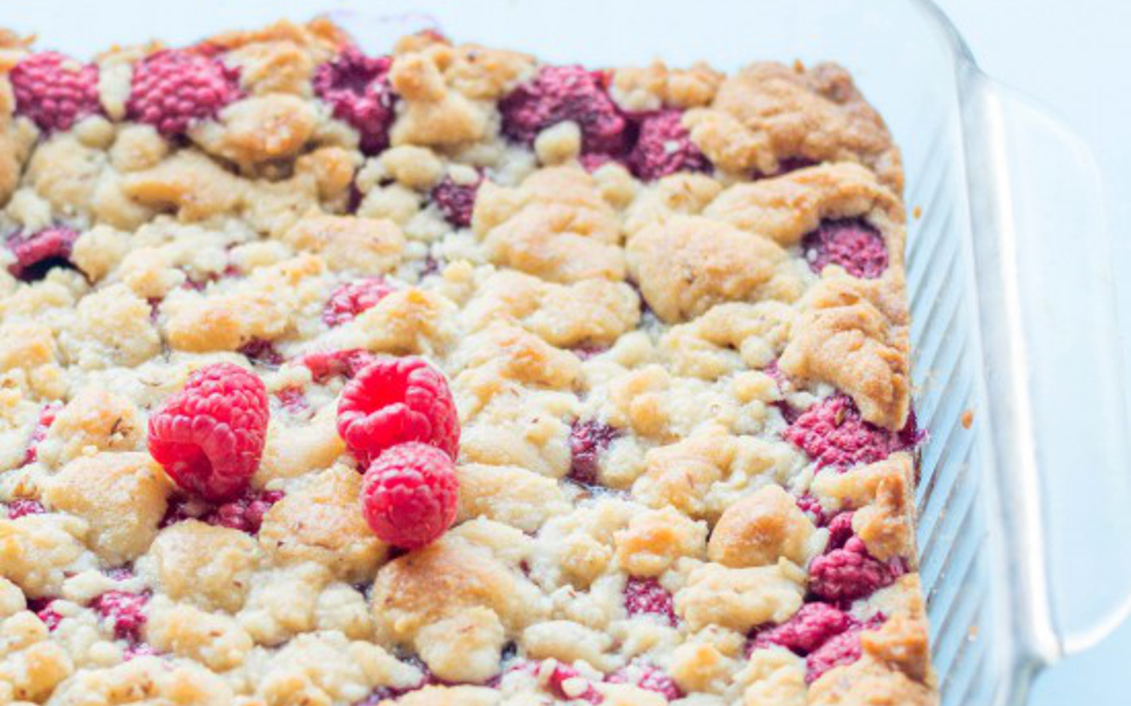 Raspberry Cookie Crumble 1
