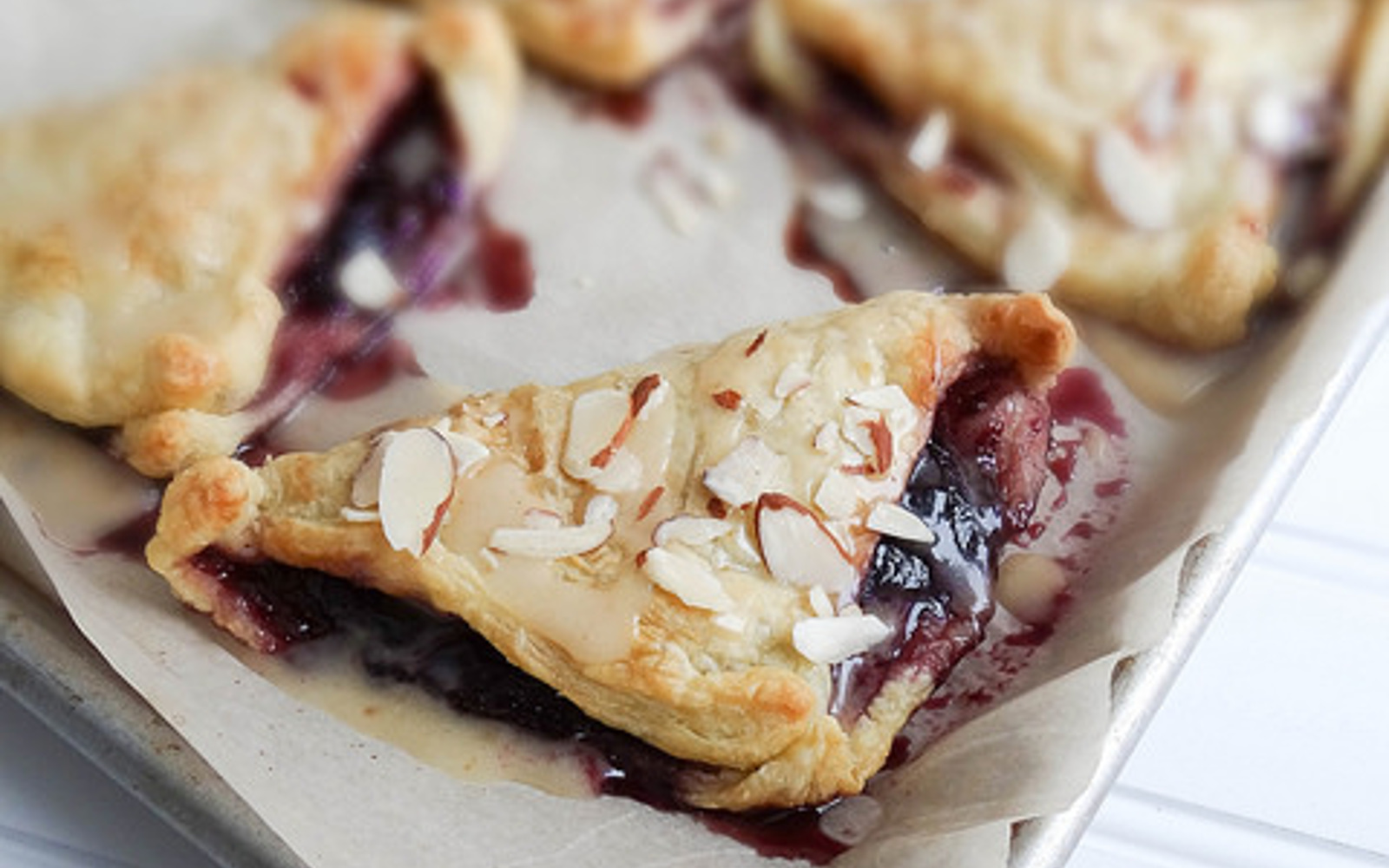 Blueberry Turnovers 3