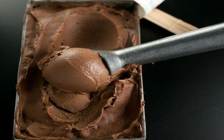 creamiest chocolate ice cream