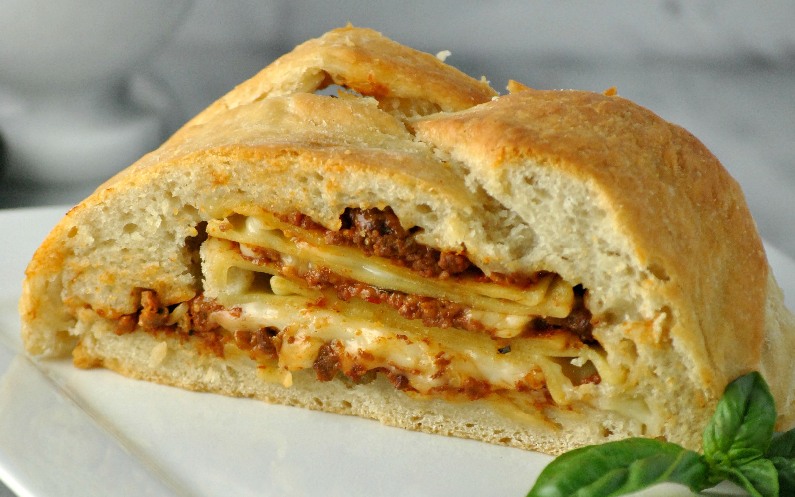 Lasagna Bread