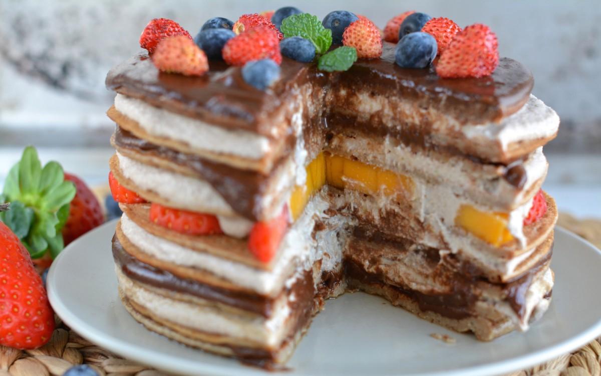 Pancake Tart 2