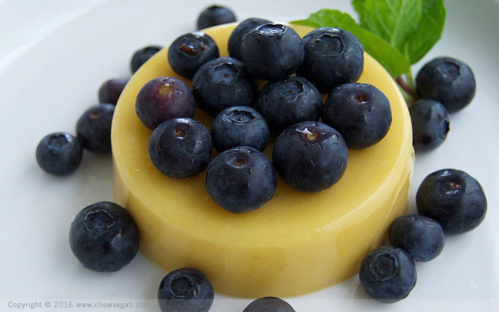 dim sum mango pudding
