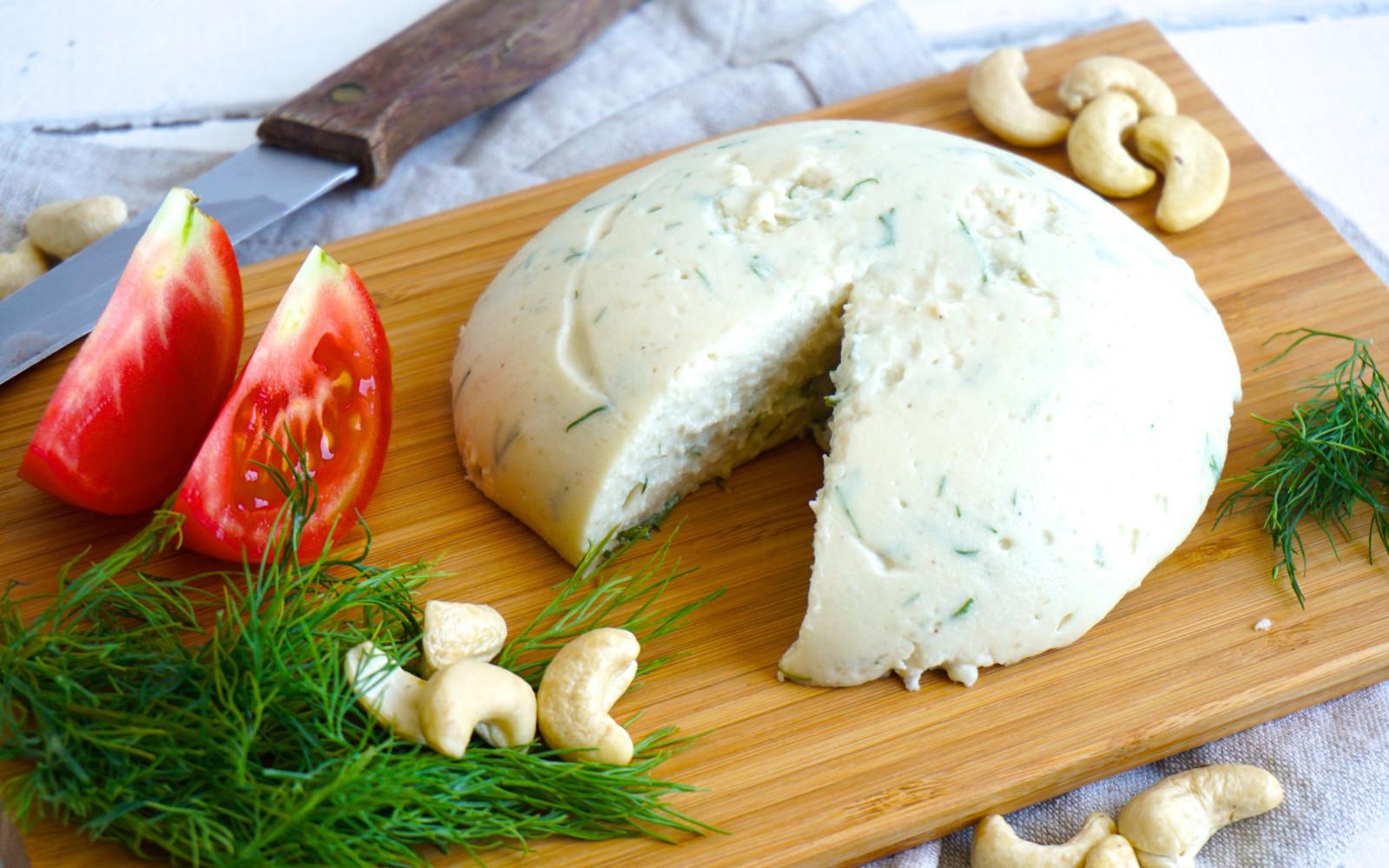 Cashew Dill Mozzarella 1