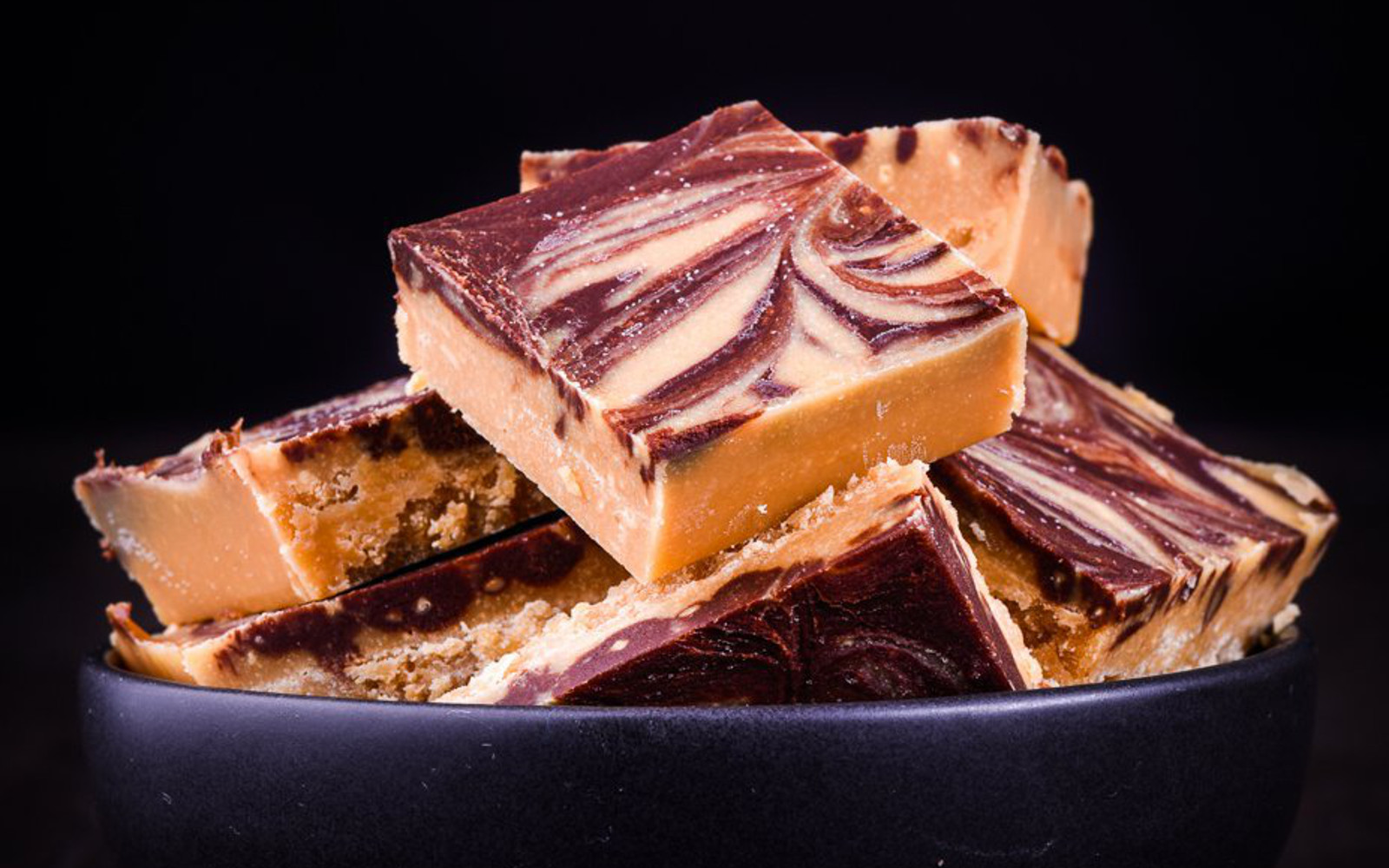 Chocolate and Peanut Butter Fudge