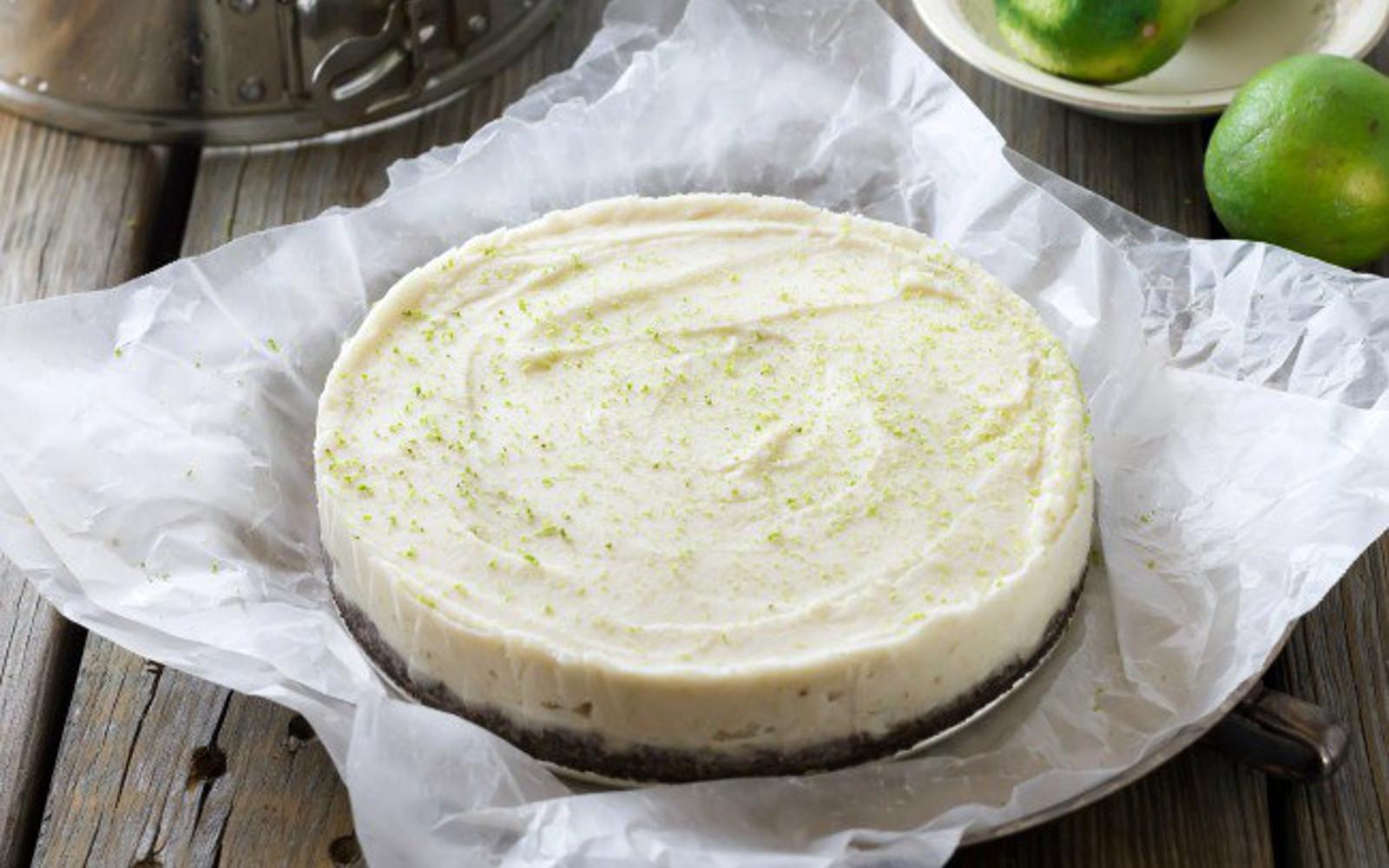 Coconut Lime Ice Cream Pie