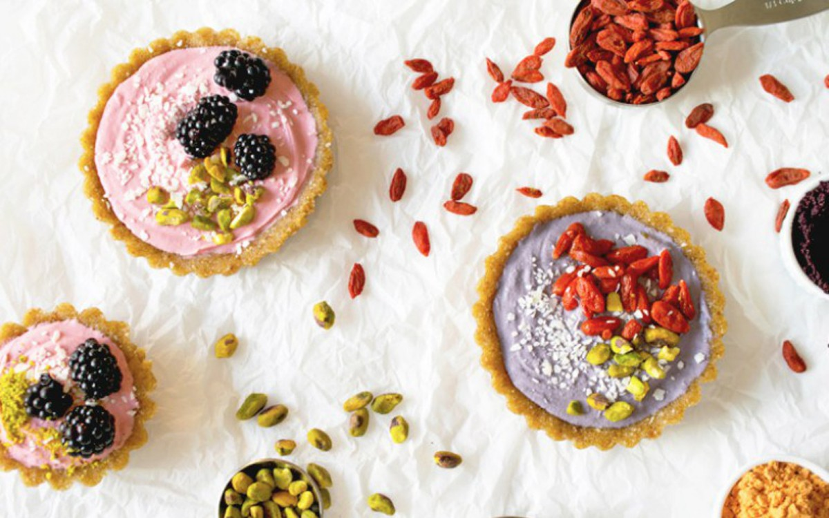10 Gorgeous Goji Berry Recipes One Green Planet