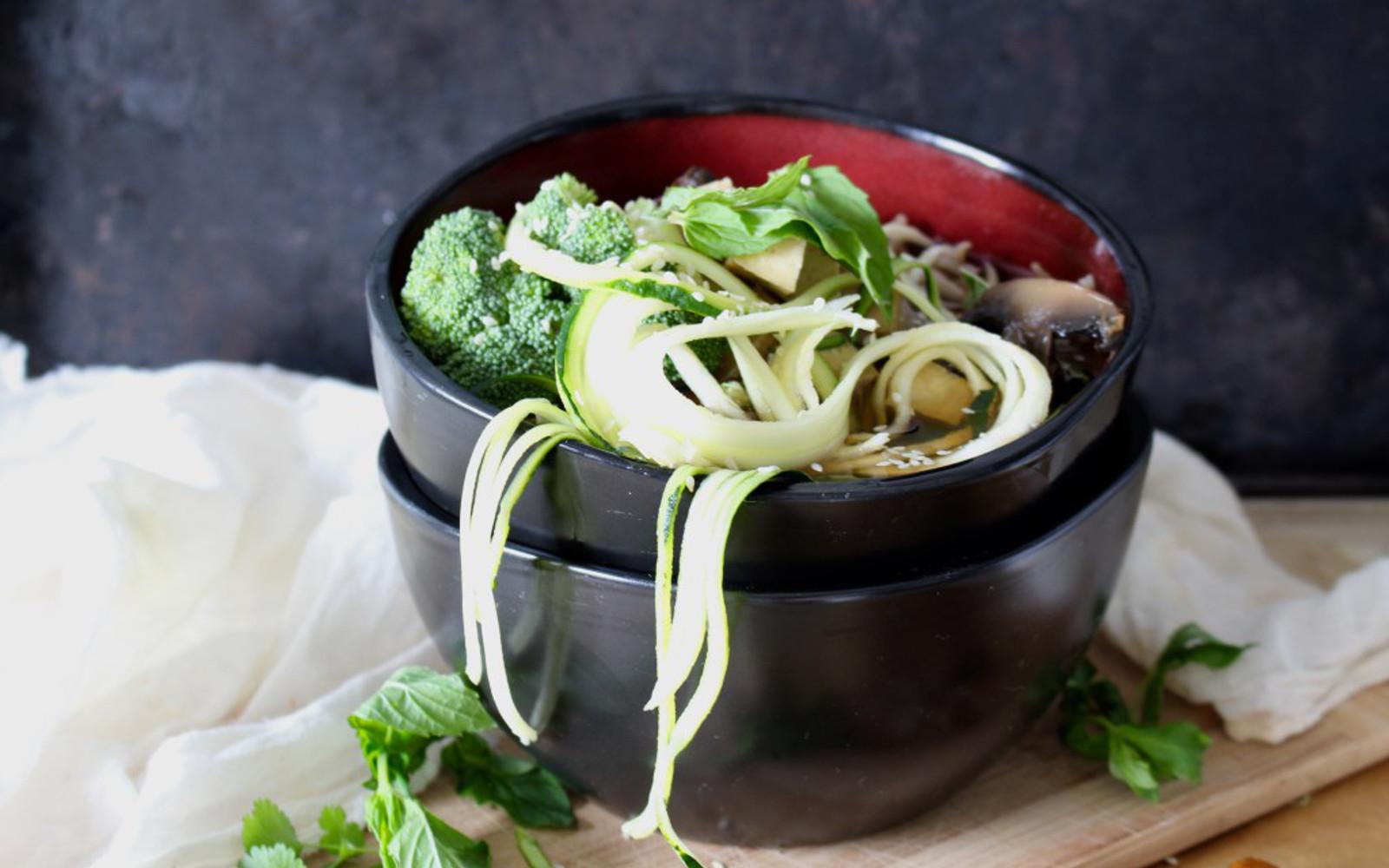 Ramen Noodle Soup 2