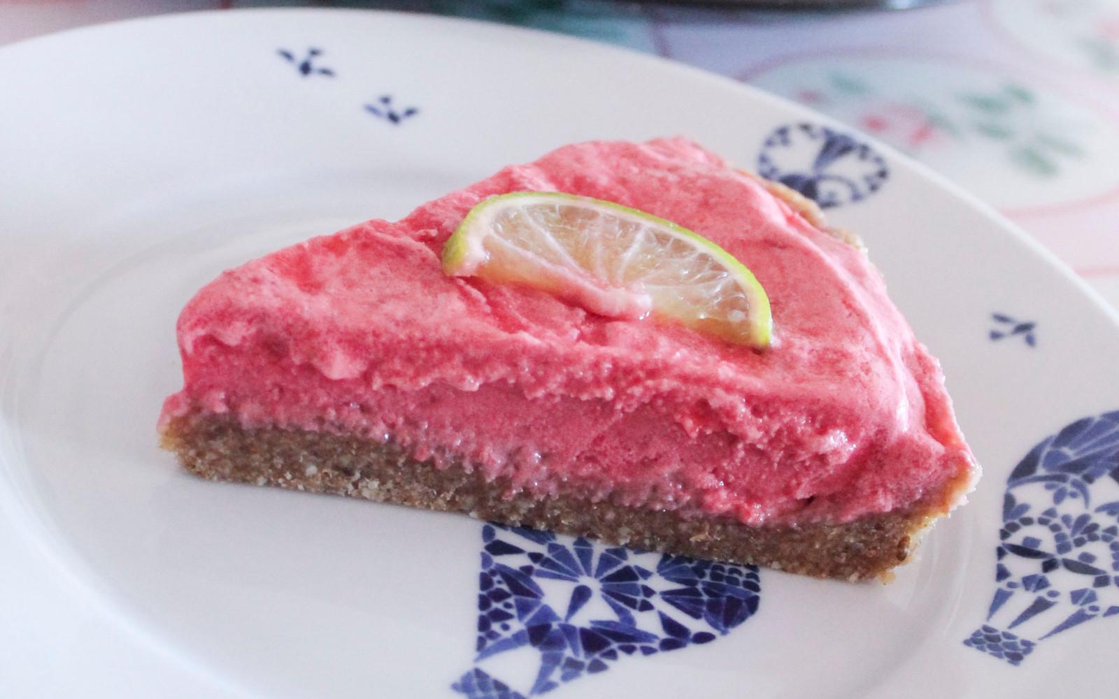 Strawberry Lime Tart 1