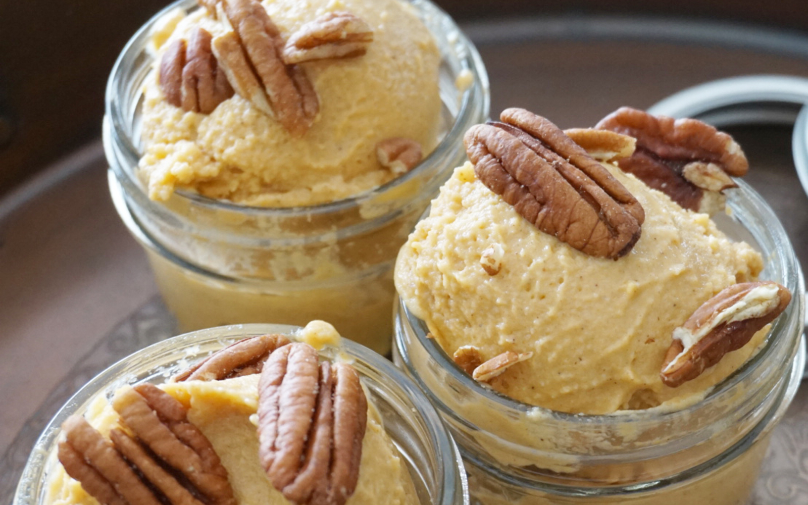 Sweet Potato Ice Cream