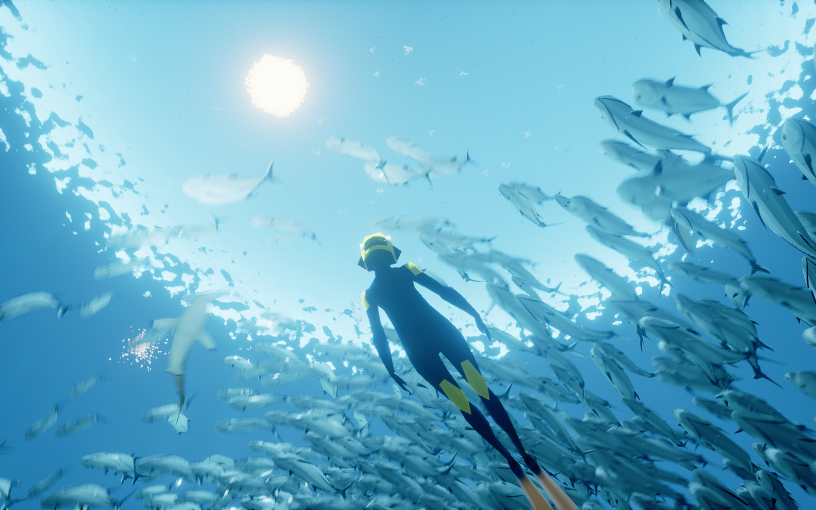 Abzu Reunites Gamers With Nature