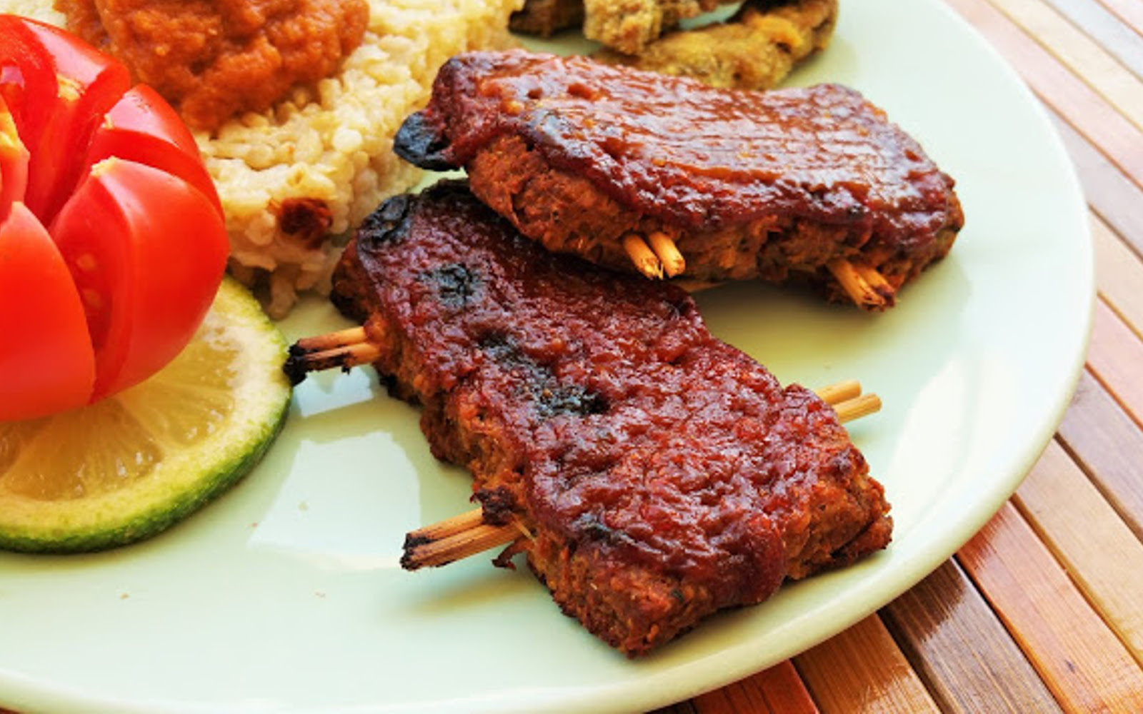 Barbecue 'Ribs'