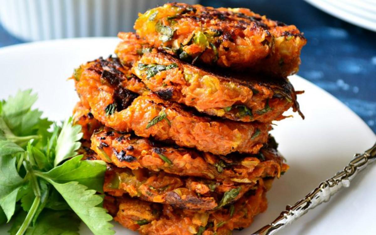 Vegan Spicy Sweet Potato Rosti: Swiss Potato Fritter