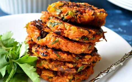 Spicy Sweet Potato Rosti: Swiss Potato Fritter