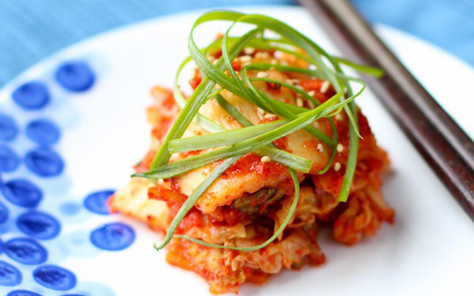Vegan and Gluten Free Kimchi 1