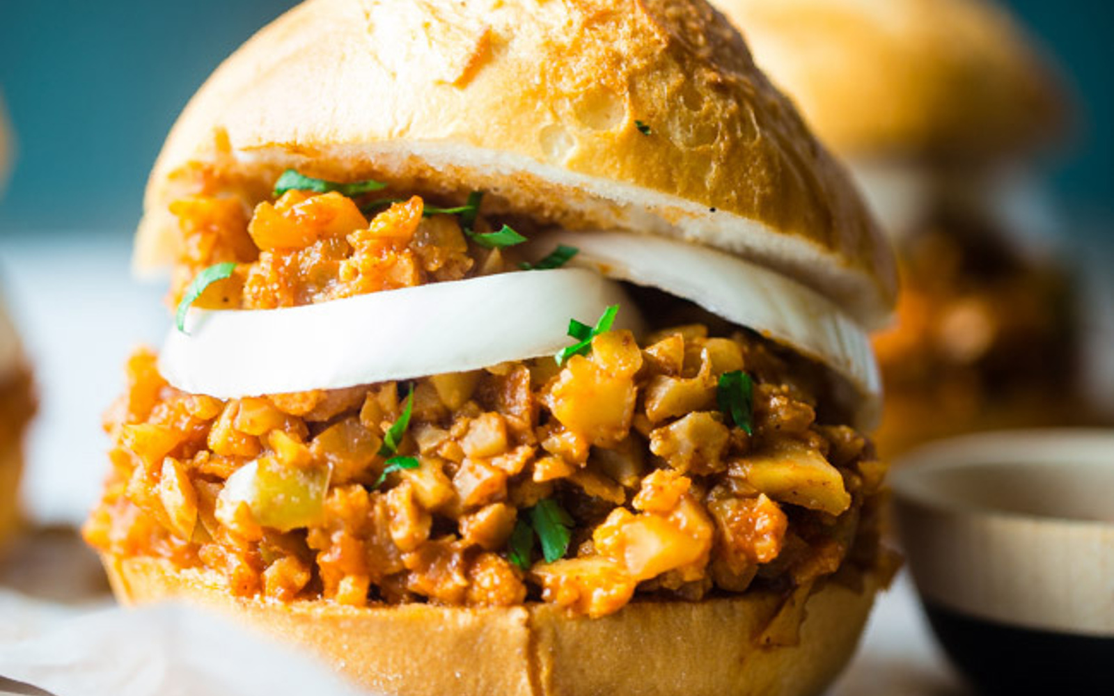Cauliflower Sloppy Joes 1