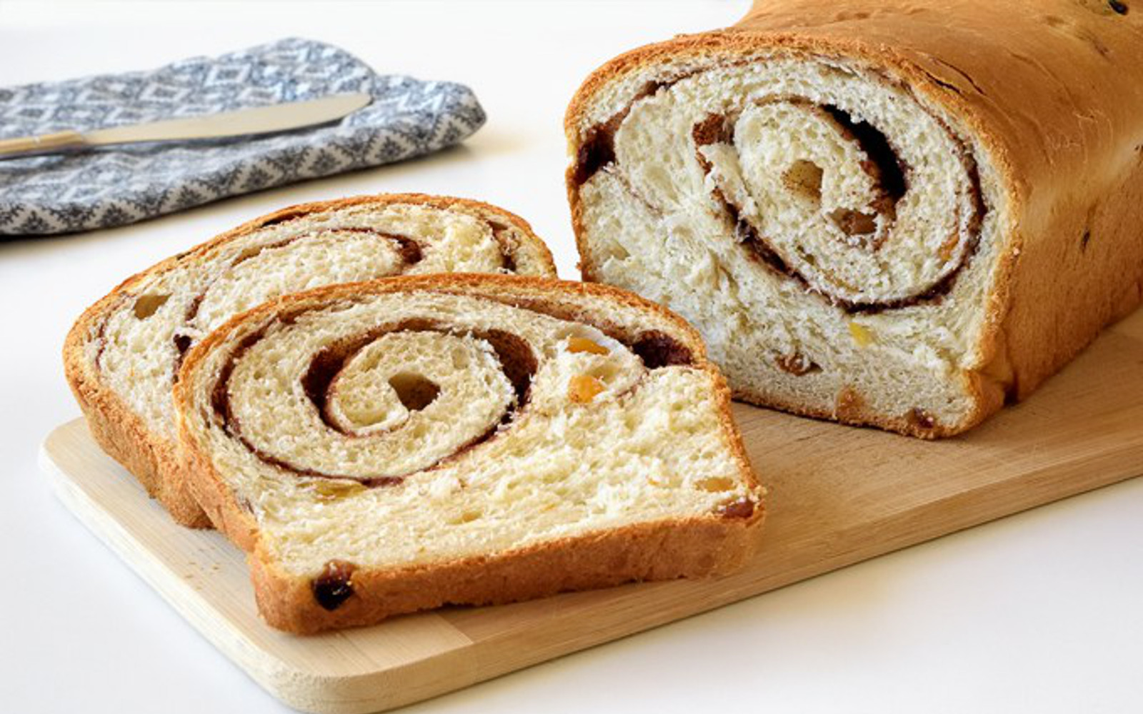 Cinnamon Raisin Swirl Bread Vegan One Green Planet