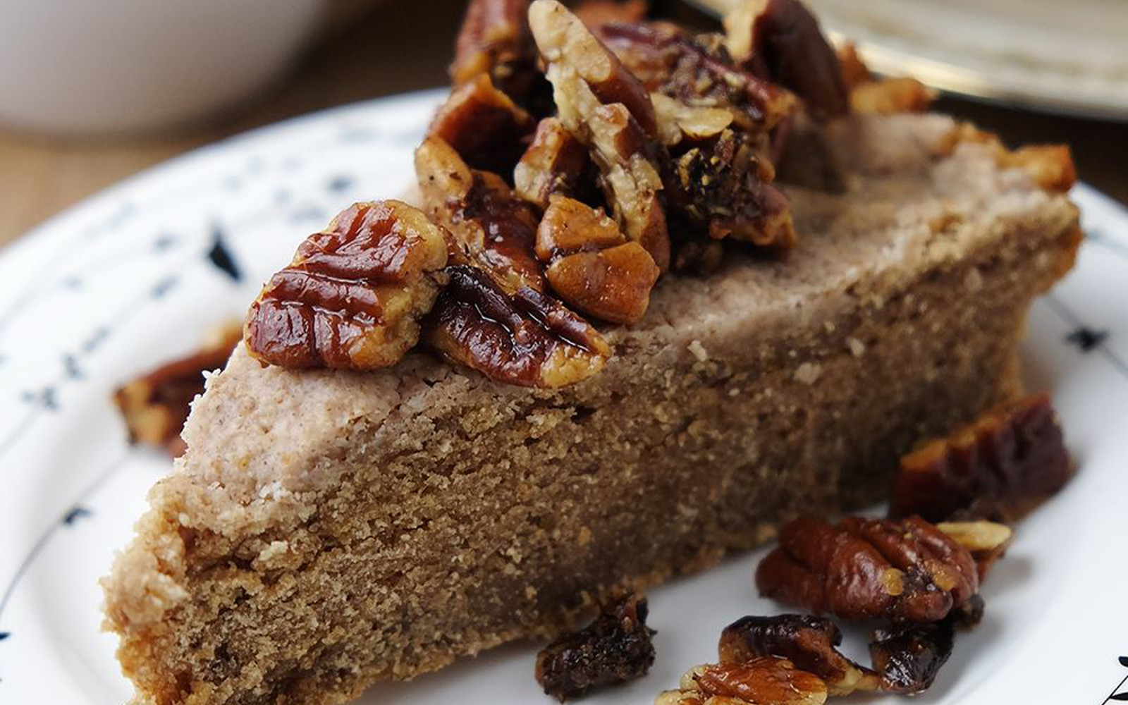 Grain-Free Apple Spice Coffee Cake 1
