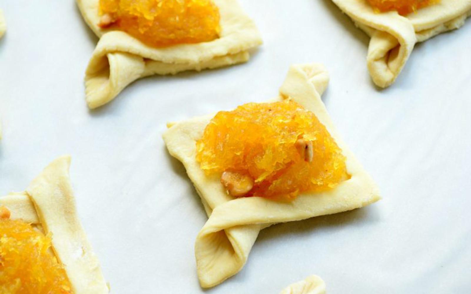 Pumpkin Halwa Puff Pastry Tarts 3