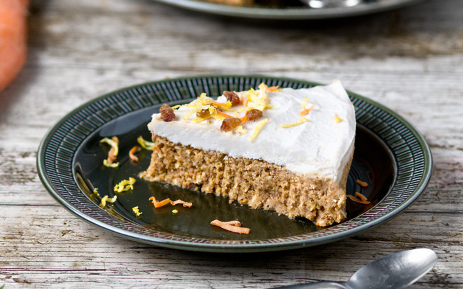 Almond and Date Carrot Cake
