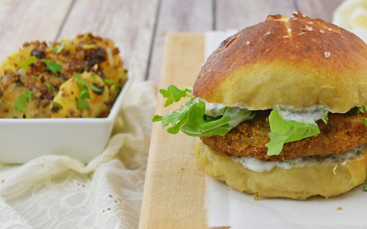 Schnitzel Burger 2