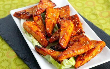 Korean Barbecue Tofu