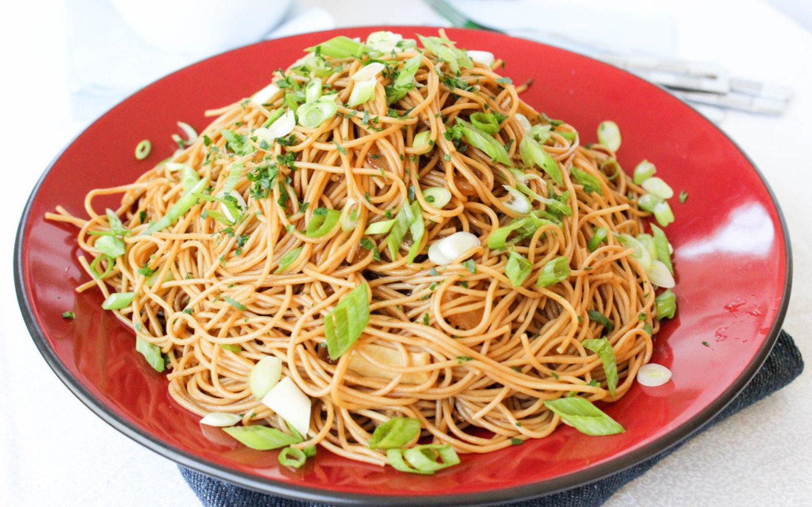 bami noodles