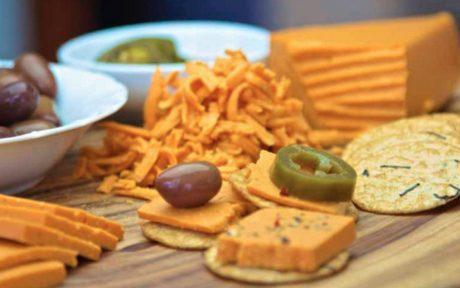 smoked paprika cheese