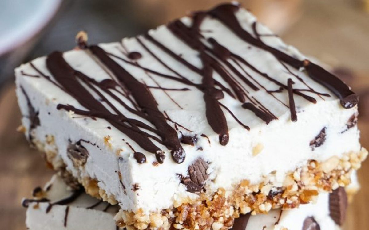 Moose Tracks Cheesecake 1