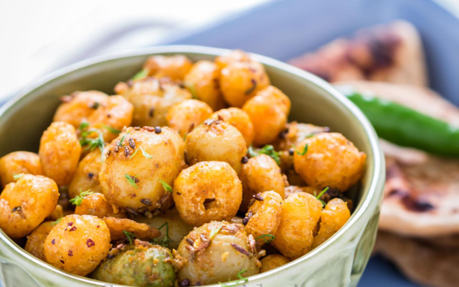 New Potato Sabzi 1