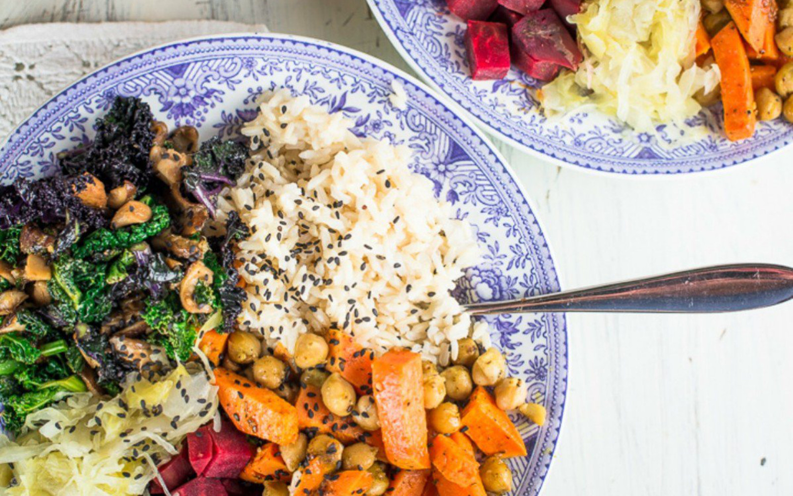 nourishing winter bowl