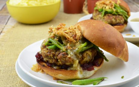 Thanksgiving Burger