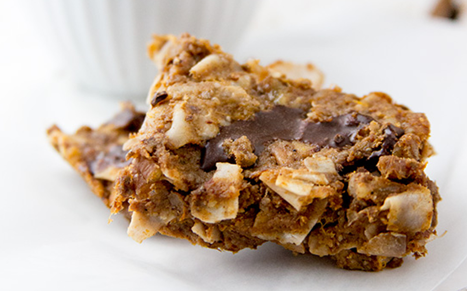 autumn spiced sweet potato bars